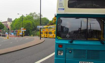 Tyne and Wear Metro Strike
